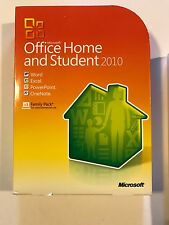 Microsoft Office Home and Student 2010 Family Pack 3 User 100% Genuine
