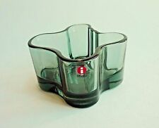 IITTALA Finland ALVAR AALTO Glass Votive Candle Holder