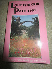 Light for our Path 1991-paperback book.