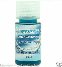 15ml Remineralizing After Whitening Mouth Wash used with peroxide gel