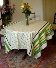 "Provence Teflon coated tablecloth 63x98"" (160x250cm) rectangular Vent du Sud"