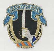 US ARMY PATCH - 7TH CAVALRY REGIMENT - GARRY OWEN