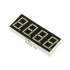 2PCS 0.56 inch Red 4 digit Red led display 7 segment Common cathode NEW L7