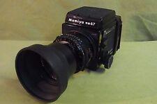 Cámara-Mamiya-rb67-pro s-Mamiya-sekor C 1:4 .5 - f = 180 mm-Seiko