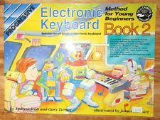 ELECTRONIC KEYBOARD BOOK FOR YOUNG BEGINERS
