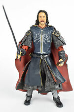 "Lord of The Rings Super Poseable Pelennor Fields ARAGORN 6"" Action Figure"