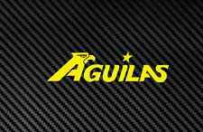 Aguilas America Decal Sticker Car Window Emblem Club Calcamonia Mexico Liga MX