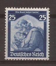 1935 SAAR referendum 25 pf Gomma integra, non linguellato/**, Michel 568.