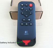 Genuine Logitech Squeezebox Boom Remote Squeezebox Radio Internet remote control