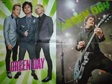 GREEN DAY   ___   2 Poster  ___  Size 28 cm x 42 cm   ___   Billie Joe Armstrong