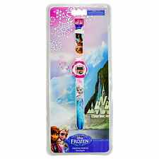 Reloj Digital CHILDREN'S DISNEY FROZEN Totalmente Nuevo