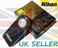 ML-L3 IR WIRELESS REMOTE CONTROL for NIKON 1 J1 NIKON 1 J2 NIKON 1 CAMERAS UK