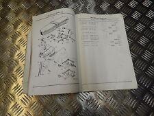 HONDA C50 C50M C65 C65M PARTS LIST 1977