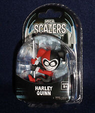 "NECA Scalers Series 4 - HARLEY QUINN 2"" Mini Figure DC Comics Batman Joker"