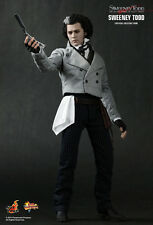 HOT TOYS 1/6 THE DEMON BARBER OF FLEET STREET MMS149 SWEENEY TODD ACTION FIGURE