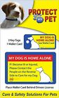 Dog Emergency Wallet Card and Key Tags