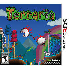 Terraria 3DS [Brand New]