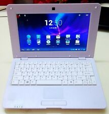 "10"" NETBOOK MINI LAPTOP WIFI Window 10 Quad Core Z3735F1.8GHz NOTEBOOK 32G White"