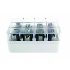 12 Piece Savoy Piping Nozzle Set By JEM