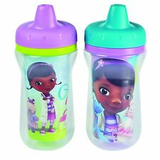 The First Years Disney Doc Mc Stuffins Insulated Sippy Cup, 9 Ounce from Disney