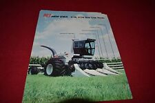 New Idea 873N 873W Row Crop Heads Dealer's Brochure DADS