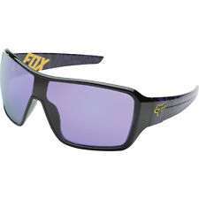Fox Super Duncan Sunglasses - Marz Black - Violet Spark