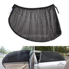 2X Car Side Rear Window Sun Shade Mesh Cover Visor Shield Sunshade UV Protection