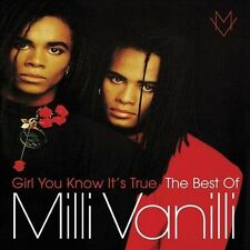 Milli Vanilli-Girl You Know It's True CD NEW