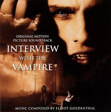 INTERVIEW WITH THE VAMPIRE (BOF) - GOLDENTHAL ELLIOT (CD)
