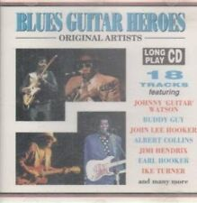 Blues Guitar Greats Johnny 'Guitar' Watson, Buddy Guy, Jimi Hendrix, Earl.. [CD]