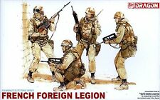 Dragon 1/35 3014 French Foreign Legion (World's Elite Force Series) (4 Figures)