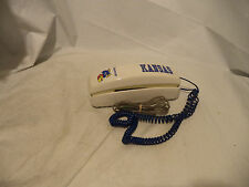 Vintage corded phone. Collegiate collectable KANSAS JAY HAWKS