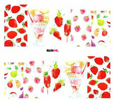 Nail Art Sticker Water Decals Transfers Decorative Art Summer Fruit (DC267)