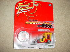 JOHNNY LIGHTNING 10 YEARS LIMITED ANNIVERSARY DRAGGIN' DRAGON FREE USA SHIPPING
