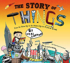 The Story Of Things, Layton, Neal, New Book