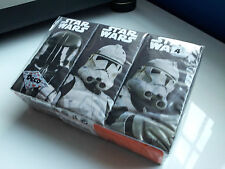 STAR WARS - LOT OF 6 PACKS OF LICENSED TISSUES / 9 TISSUES EACH - FORCE AWAKENS