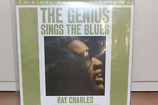 Ray Charles - The Genius Sings The Blues+++ Vinyl 180g ++MFSL 1-337+++NEU+++OVP