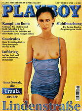 Playboy 09/1998     ANNA NOWAK*   September/1998
