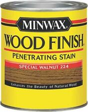 NEW MINWAX 22240 SPECIAL WALNUT INTERIOR OIL BASED WOOD FINISH STAIN 7965205