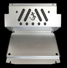 BushSkinz 4x4 NM NP NS NT NW NX Pajero Intercooler Sump Guard / Bash Plate