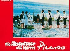 Die Abenteuer des Herrn Picasso ORIGINAL Aushangfoto Lena Olin KOMÖDIE