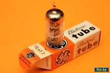 GENERAL ELECTRIC - GE - 12AT7  ( ECC81 ) - SINGLE TUBE - NOS