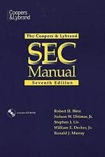 The Coopers & Lybrand SEC Manual-ExLibrary