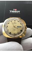 Tissot SEVEN STAR Vintage Automatico DAY&DATE Style Omega Dynamic