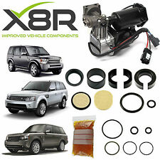 LAND ROVER DISCOVERY 3 / LR3 2005-2009 AIR SUSPENSION COMPRESSOR REPAIR KIT X8R