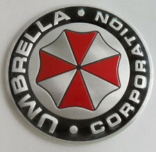 1PCS UMBRELLA Metal Emblem Badge Decals Sticker Car Motor Bike  tm      28