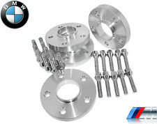4 15mm BMW Hubcentric Wheel Spacers W/ 20 Lug Bolts E36 E46 323 325 328 330 M3