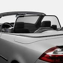 GENUINE SAAB 9-3 SPORT SALOON 03-12 CONVERTIBLE WIND DEFLECTOR -32026001NEW