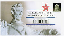 SC 4861, 2014 Abraham Lincoln, Digital Color Postmark, FDC, Item 14-026