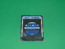 N°229 BADGE ECUSSON RACING CLUB PARIS RCP MATRA PANINI FOOTBALL 87 1986-1987
